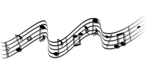 Music can help your brain make a pleasant association between practicing your sentence and learning a new skill.