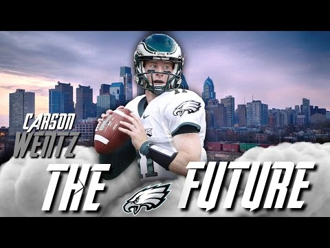 Philadelphia Eagles QB Carson Wentz needs to improve