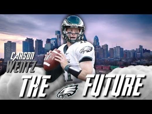 Philadelphia Eagles QB Carson Wentz needs to improve