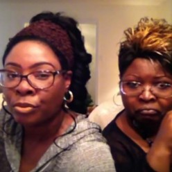 Did you get to know Diamond and Silk during this election?