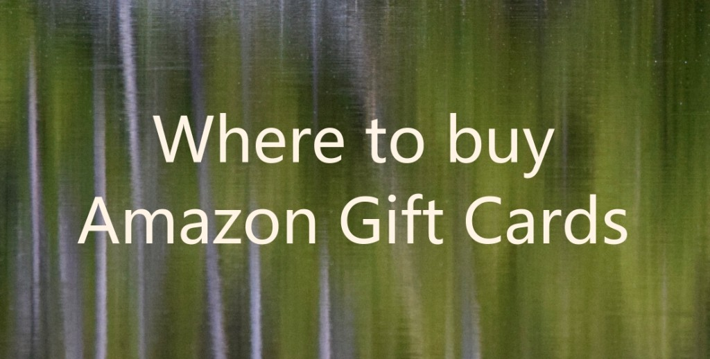Where To Buy Gift Cards Online For Less
