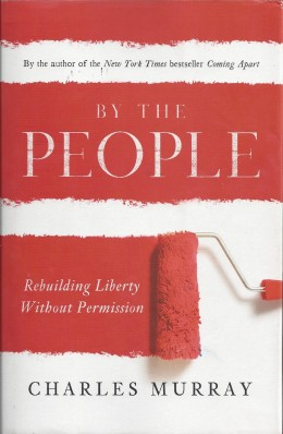 "Cover of ""By the People"" by Murray"