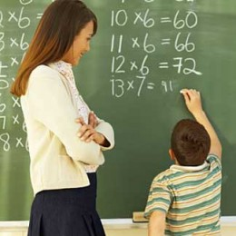 Never embarrass your students in front of the entire class as a method of negative reinforcement.