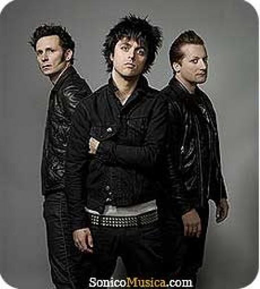 Green Day possibly Christian.