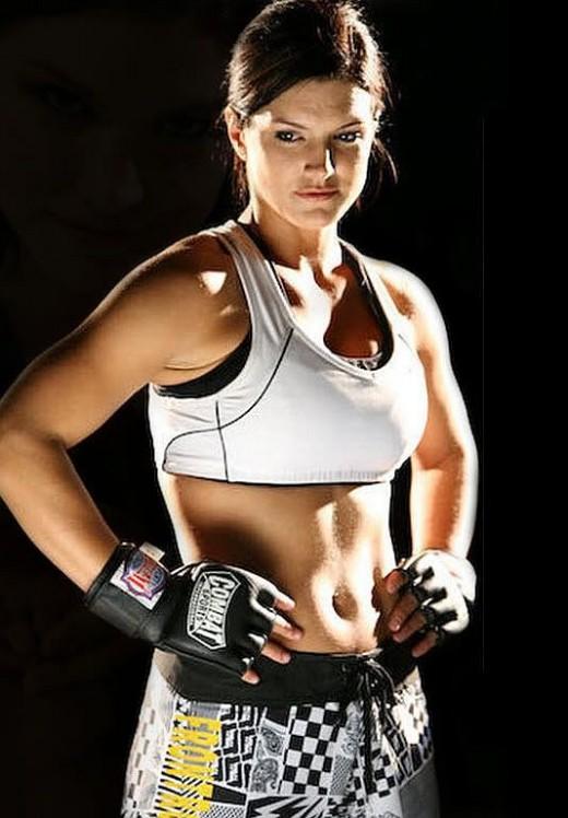 Gina Carano - MMA