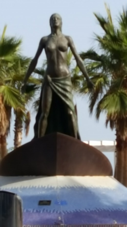 Fuengirola Statue