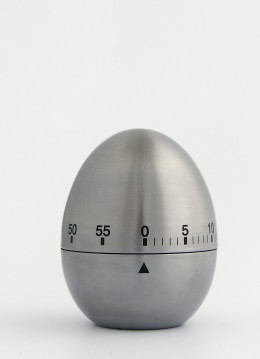 A simple egg timer is is the best way to time your freewriting session.