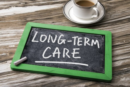 Long-term care of Sundowner patients include setting daily routines and sleeping schedules