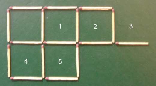 3-match puzzle