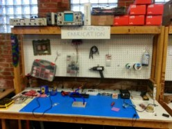 Community Workshops, Creator Spaces, Hacker Spaces, Inventor Spaces, and Idea Factories