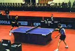 I love to watch boxing and football but, table tennis is my favorite sport to take part in.