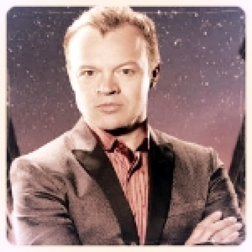 Graham Norton taking over Wogans role