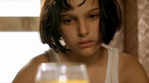 Natalie Portman in Leon: The Professional (1994)