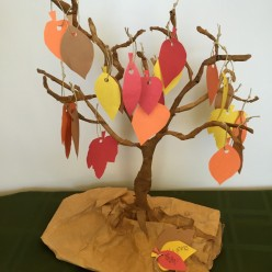 Make your Own DIY Thankful Tree