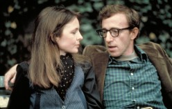 Woody and Diane Keaton