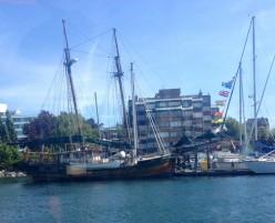 Exploring Victoria's Inner Harbor