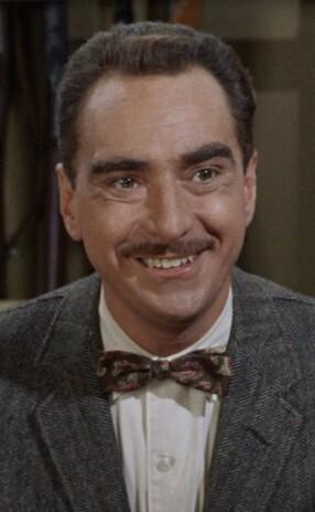 Jack Dodson 1931 - 19994  played Howard Sprague, the county clerk
