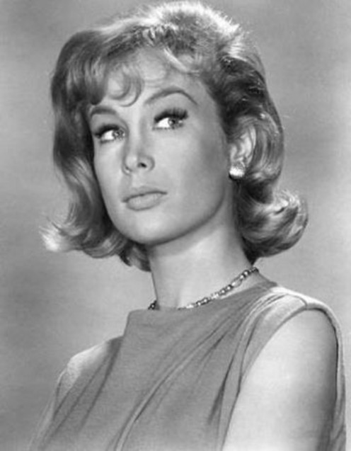 Barbara Eden guest starred as a pretty manicurist who worked for Floyd in the barber shop and had Mayberry in an uproar
