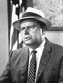 Parley Baer was Mayor Stoner