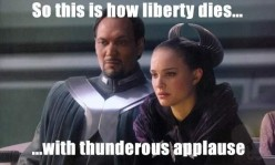 Is This How Liberty Dies?