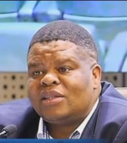 David Mahlobo, Minister of State Security, South Africa