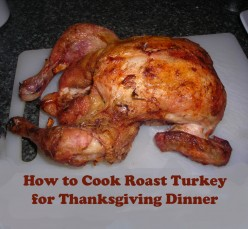 How to Cook Roast Turkey or Chicken - Keep This Recipe for Thanksgiving Dinner