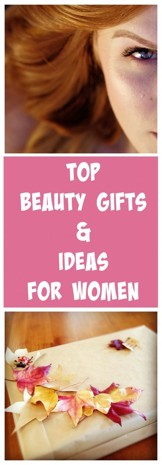 Best beauty gifts ideas for every woman on your list.