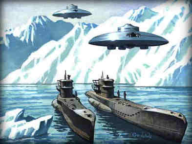 German convoys in the Southern Oceans sunk every ship they came in contact with, preserving a secret that lasted until the end of WW II.