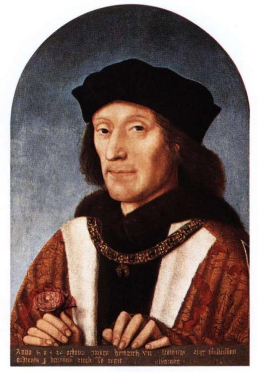 Henry Tudor (Henry VII)