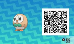 Pokemon Sun & Moon Pokedex QR Codes! Entries 1-26