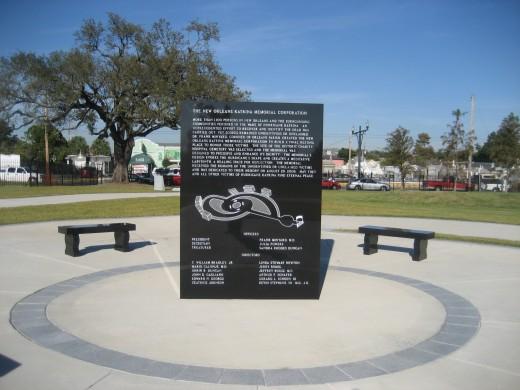 Katrina Memorial Cemetery