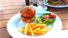 Awesome burger!