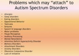 There are many medical conditions that occur more frequently in children/adults with autism.