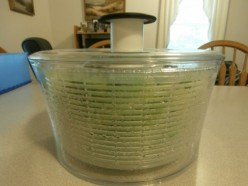 Salad Spinner Review: Why I Love My OXO Salad Spinner