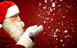 Sprinkle your magic Santa and bring some awareness here in Ireland for Adam's Bowel Disease.
