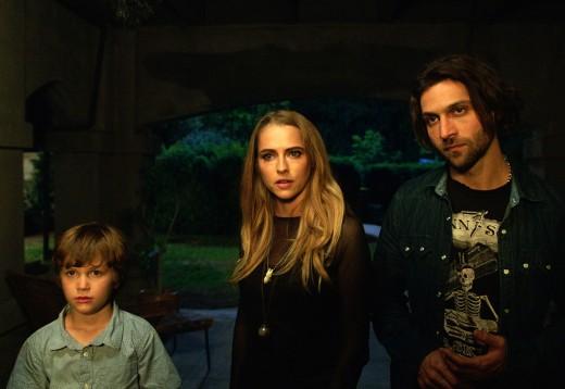 Martin, Rebecca, and Bret.