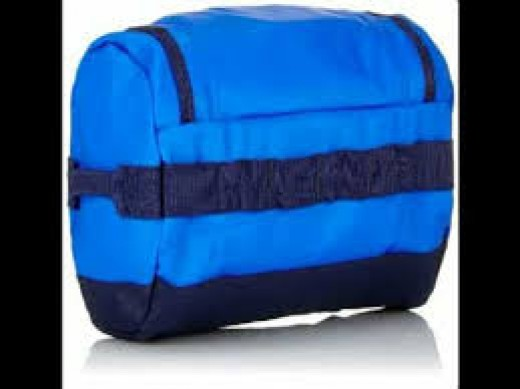 Toiletry bag or Dopp kit