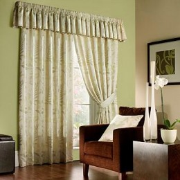 Different curtain styles have different functions for Different curtain styles