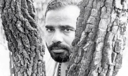Narendra Modi in his 30s