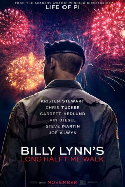 Thanksgiving In The Spotlight: Billy Lynn's Long Halftime Walk