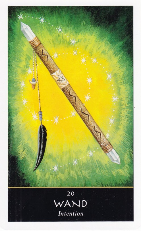 Wand-Set Your Intentions So the Seeds Take Hold to Germinate