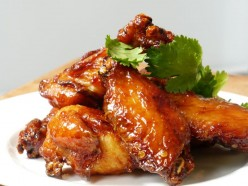 Tasty Honey BBQ Wings to Die For