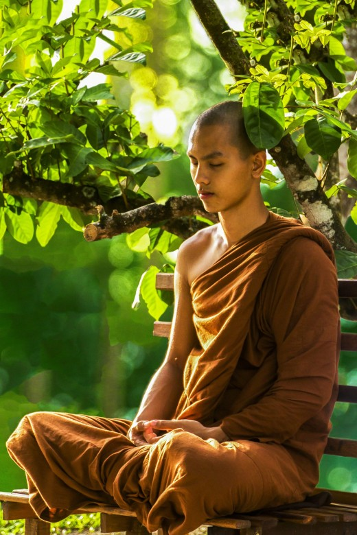 "Meditation Is Not about ""Doing It Right""  -  but rather about an ""Absence of Doing"""