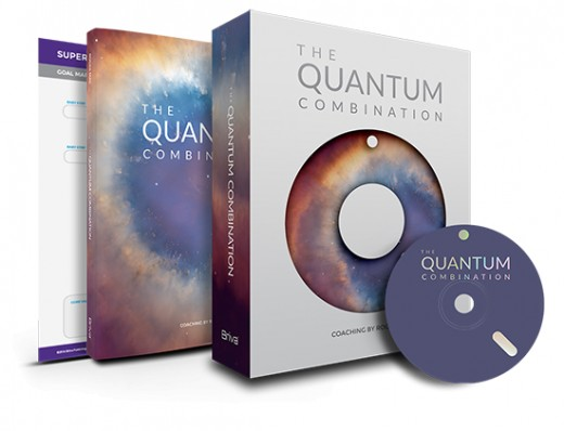 The Quantum Combination - Unlock your Highest Potential. A Personal Development Program which incorporates the Law of Attraction
