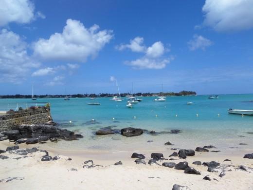 Beautiful Mauritius.