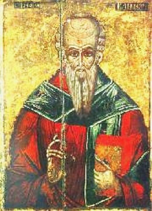 Saint Clement of Alexandria