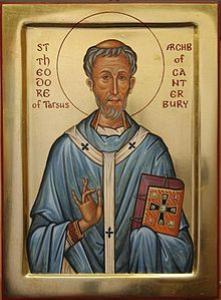 Theodore, Archbishop of Canterbury