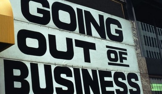 Failing business