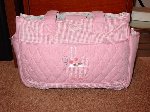 baby diaper bag for girls