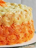 Tasty Orange Cream Cake Recipes